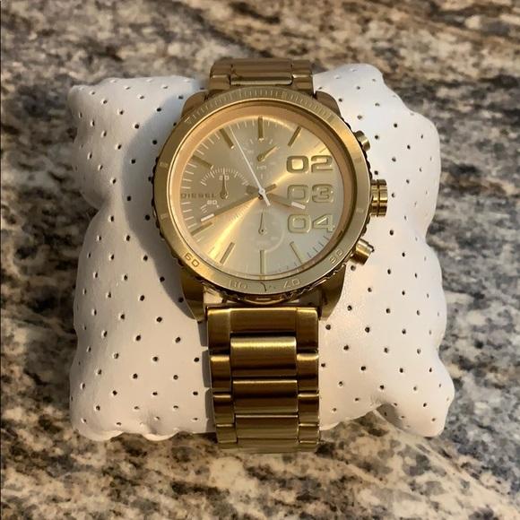 Diesel Accessories - Diesel Women's Watch (Gold)